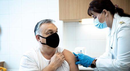 Ο πρωθυπουργός Ορμπάν εμβολιάστηκε με το εμβόλιο της κινεζικής Sinopharm