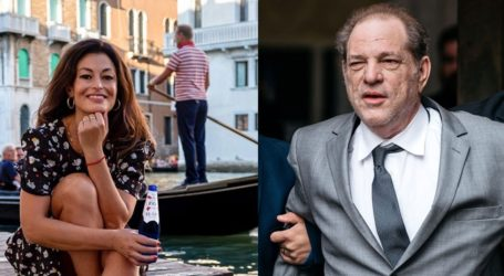 H Δωροθέα Μερκούρη περιγράφει καρέ – καρέ την σεξουαλική παρενόχληση που δέχθηκε από τον Harvey Weinstein