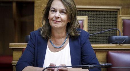 Δήλωση Κατερίνας Παπανάτσιου «Παρανοϊκός ο σχεδιασμός εμβολιαστικών κέντρων στη Μαγνησία»