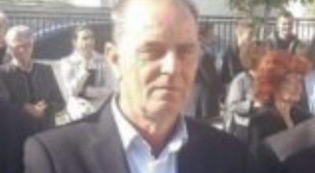 Αντίθετος ο πρόεδρος της Τοπικής ΚοινότηταςΝέσσωνα του Δ.Τεμπών στην κατασκευήφωτοβολταϊκούπάρκου στην περιοχή «Γκιντίκι»