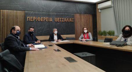 Χρ. Τριαντόπουλος: Σε Λάρισα και Καρδίτσα μαζί με άλλους δύο Γενικούς Γραμματείς