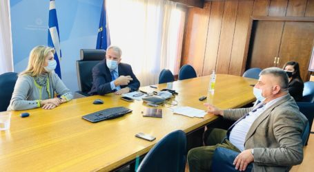 Ζ. Μακρή σε Μ. Βορίδη για την μείωση του αριθμού της εκπροσώπησης  των τοπικών συμβουλίων