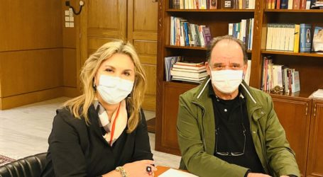 Z. Μακρή και Π. Κουτσάφτης για την πολιτισμική ανανέωση του Δήμου Ζαγοράς – Μουρεσίου