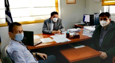 Πρωτοποριακή εξέταση για ασθενείς με μεσογειακή αναιμία και δρεπανοκυτταρική νόσο στο ΓΝ Λάρισας