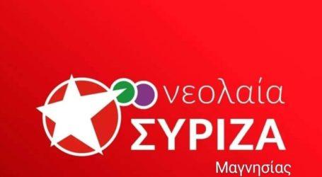 Νεολαία ΣΥΡΙΖΑ για Κουφοντίνα: Να μην επανέλθει «άρρητα» η θανατική ποινή