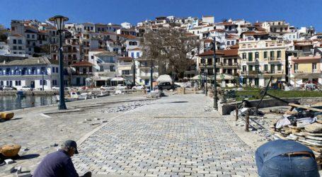 26 έργα από την Περιφέρεια Θεσσαλίας αλλάζουν την εικόνα στο νησί της Σκοπέλου [εικόνες]