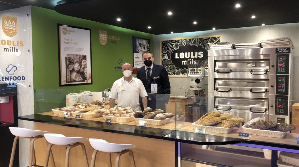 Photo Η Μύλοι Λούλη και η Kenfood στην 25η Διεθνή Τροφίμων και Ποτών Gulfood