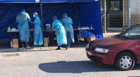 Βόλος: Αρνητικά όλα τα rapid tests στο Διμήνι