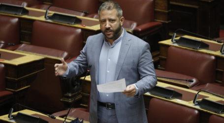 Ο Αλ. Μεϊκόπουλος ζητάει άμεσες παρεμβάσεις στα Γεφύρια Παλαιοκάστρου & Τσαγκαράδας