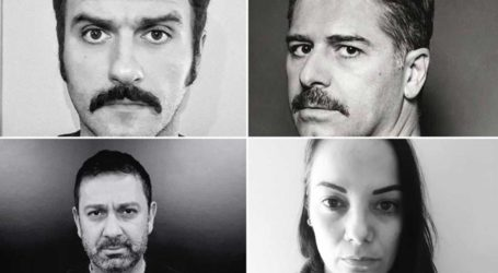 #eimasteoloimazi: Το κοινό μήνυμα των Ελλήνων ηθοποιών ενάντια σε οποιαδήποτε μορφή βίας