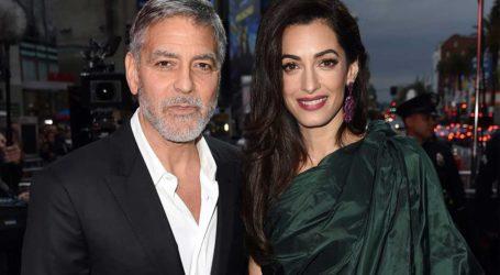 George Clooney: Αποκάλυψε πώς διατηρεί το πάθος στη σχέση του εν μέσω καραντίνας