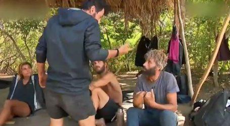 Survivor: Το ξέσπασμα του Πάνου Καλλίδη που «κόπηκε» από το χθεσινό επεισόδιο