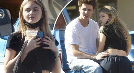 Η 16χρονη κόρη της Heidi Klum και ο 18χρονος γιος του Σπύρου Πώρου είναι το νέο hot ζευγάρι!