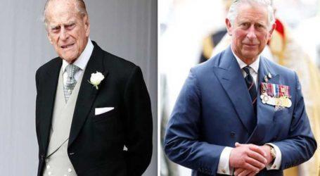 Με δάκρυα στα μάτια ο πρίγκιπας Κάρολος μετά την επίσκεψή του στον Φίλιππο