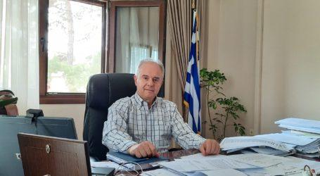 Ο Δήμαρχος Τεμπών για την έξοδο από το επίπεδο αυξημένου κινδύνου