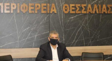 Υπογράφηκε η σύμβαση για την κατασκευή του δρόμου Αμπελώνας – Ροδιά – Γόννοι με 3,7 εκατ. ευρώ από την Περιφέρεια Θεσσαλίας