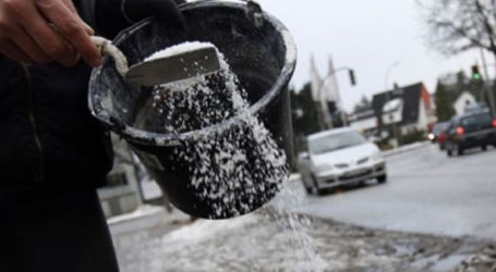 Σε ετοιμότητα για τον χιονιά ο Δήμος Βόλου: Ανοιχτές δομές για αστέγους – Από που θα προμηθευτείτε αλάτι