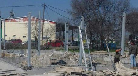 Ξεκίνησε η ανέγερση του νέου αμαξοστασίου στον Δήμο Ρήγα Φεραίου [εικόνες]
