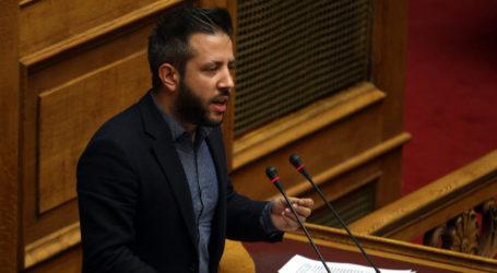 Μεϊκόπουλος: «Χέρι στον κουμπαρά των πανεπιστημίων για την έρευνα βάζει η κυβέρνηση για τη φύλαξή τους»