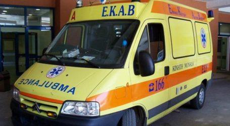 Οξύ έμφραγμα υπέστη 30χρονος Βολιώτης – Μεταφέρεται στη Λάρισα