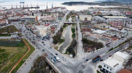Εκ περιτροπής διακοπή της κυκλοφορίας στη διασταύρωση των οδών Λαρίσης και Αθηνών μέχρι 25 Μαΐου