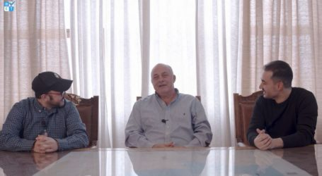 Μία διαφορετική συνέντευξη του Αχιλλέα Μπέου: Τι είπε για Κούγια, Μαρινάκη, Σαββίδη και Καρυπίδη [βίντεο]