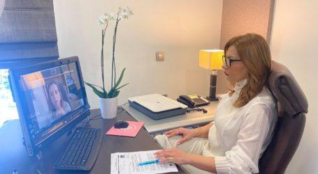 Στέλλα Μπίζιου: Η προστασία της εργασίας προτεραιότητα της κυβέρνησης