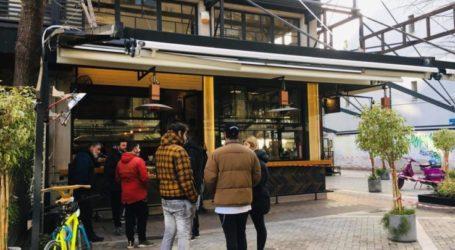 """""""Φρένο"""" στην αγαπημένη συνήθεια των Λαρισαίων – Πρόστιμα για """"πηγαδάκια"""" έξω από cafe και εστιατόρια που εξυπηρετούν με take away"""