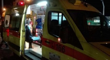 Τροχαίο στην παλιά εθνική οδό Λάρισας – Βόλου: Τούμπαρε αυτοκίνητο, στο νοσοκομείο τρία άτομα