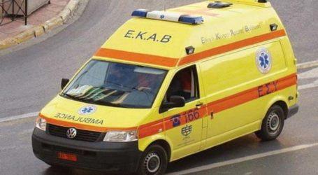 Βόλος: Αναθυμιάσεις από κάρβουνα έστειλαν στον νοσοκομείο έναν 53χρονο από τη Μακρινίτσα