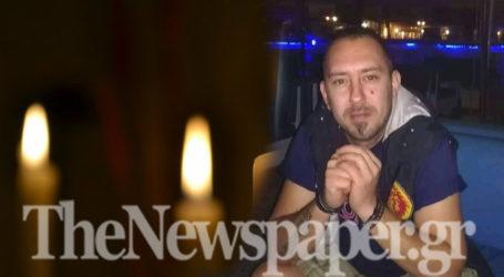 Θλίψη για τον θάνατο 35χρονου Βολιώτη