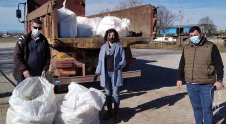 Στο πιλοτικό πρόγραμμα συλλογής και αξιοποίησης κενών συσκευασιών φυτοπροστατευτικών προϊόντων συμμετέχει ο δήμος Φαρσάλων