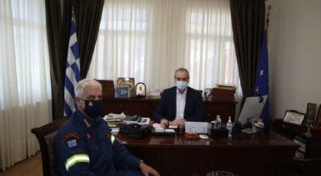Δωρεά εξοπλισμού στην 8η ΕΜΑΚ από το Δήμο Ελασσόνας