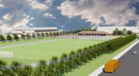 Προχωρά το Αθλητικό Κέντρο στο συγκρότημα Γαιόπολις του Πανεπιστημίου Θεσσαλίαςστη Λάρισα