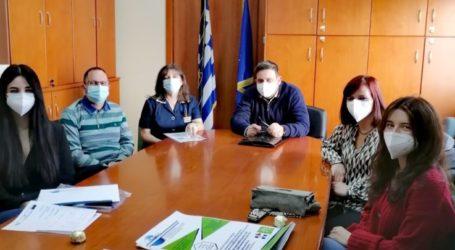 Ξεκινάει η λειτουργία γραμμής ψυχοκοινωνικής υποστήριξης για τον covid 19 από το Γενικό Νοσοκομείο Λάρισας – Σε ποιους απευθύνεται