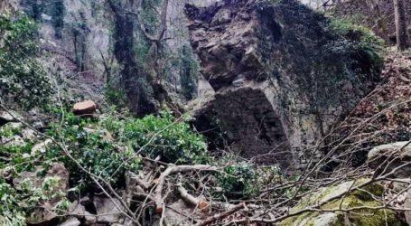 «Να αποκατασταθεί το γεφύρι της Τσαγκαράδας με ίδιους πόρους του Δήμου»