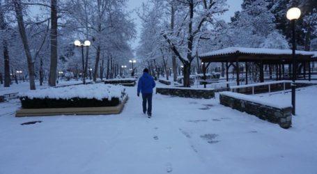 """Το Κηποθέατρο σε συνεπαίρνει """"ντυμένο"""" στα λευκά – Σύντομα το μαγευτικό σκηνικό θα συμπληρωθεί με τον νέο Πολυχώρο (φωτο)"""