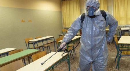 Λάρισα: Νέα κρούσματα κορωνοϊού έκλεισαν τμήματα σχολείων