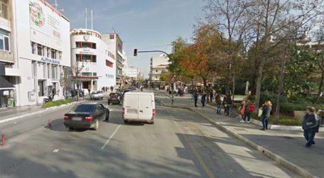 Κυκλοφοριακές ρυθμίσεις στην οδό Κύπρου στη Λάρισα μεθαύριο Τετάρτη