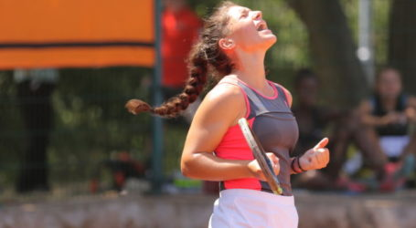 Τα συγχαρητήρια Κόκουρα στην τενίστρια Μιχαέλα Λάκη