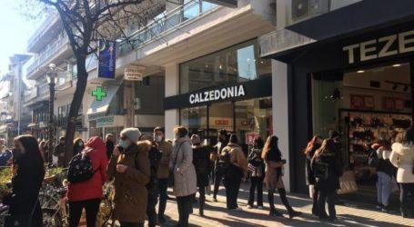 Κορωνοϊός: Σχεδόν τριπλασιάστηκαν τα κρούσματα σήμερα στη Λάρισα – Εκτόξευση του αριθμού σε όλη την Ελλάδα
