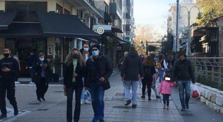 Αυτή είναι η εικόνα που αφορά τα κρούσματα κορωνοϊού στη Λάρισα τις τελευταίες ημέρες – Τι λένε οι δείκτες και τα ποσοστά