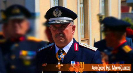 Λάρισα: Το «ευχαριστώ» του Γενικού Περιφερειακού Αστυνομικού Διευθυντή Θεσσαλίας Αστ. Μαντζιώκα «Είναι τιμή για μένα…»