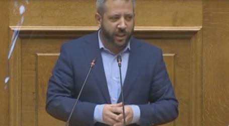 Μεϊκόπουλος: «Εργασιακή αυθαιρεσία, ανεργία και φτώχεια φέρνει η μη στήριξη της εργασίας από την κυβέρνηση»
