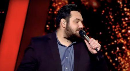 """Στον μεγάλο τελικό του """"The Voice"""" σήμερα το βράδυ ο Λαρισαίος Νίκος Νταλάκας"""