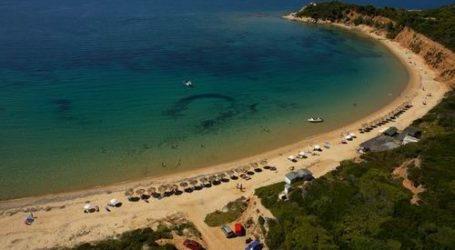Παραλία της Σκιάθου στις 20 καλύτερες απομονωμένες της Ευρώπης