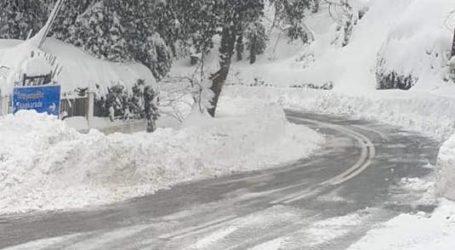 Τελευταία ενημέρωση (16:30): Οι δρόμοι που απροσπέλαστοι και πού χρειάζονται αλυσίδες στη Μαγνησία