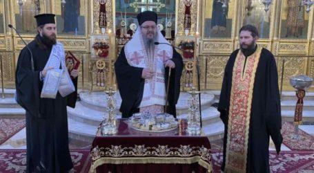 """Ιερώνυμος στην κοπή πίτας της Χριστιανικής Εστίας Λάρισας: """"Μην απελπίζεστε…""""  (φωτο)"""