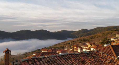 Λάρισα: Πάνω από τα σύννεφα η Ραψάνη – Δείτε υπέροχες εικόνες