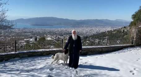 Νέο βιντεάκι από τον Ιγνάτιο με αφορμή τον χιονιά στην Αθήνα – Δείτε το